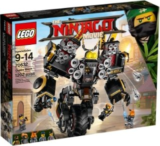 LEGO Ninjago 70632 Quake Meck