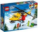 LEGO City 60179 Ambulansehelikopter