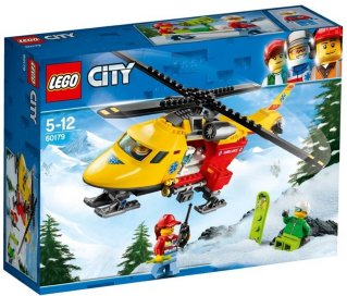 LEGO City 60179 Ambulansehelikopter