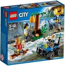 LEGO City Fjellflukt