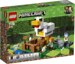 LEGO Minecraft Hønsehuset