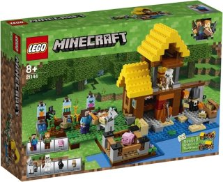 LEGO Minecraft Hytta