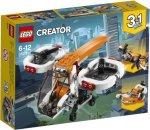 LEGO Creator Droneutforskeren