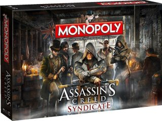 Monopol Assassin`s Creed Syndicate