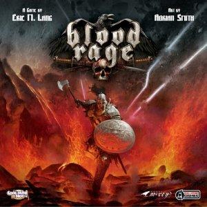 Blood Rage Brettspill