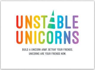 Unstable Unicorns Kortspill