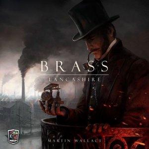 Brass Lancashire Brettspill