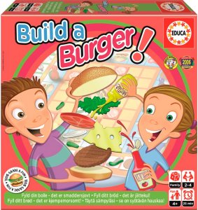 Build a Burger Brettspill