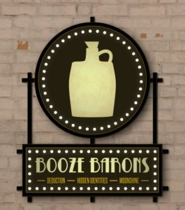 Booze Barons Kortspill