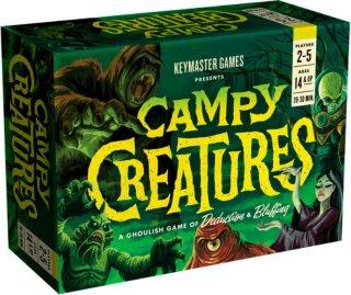 Campy Creatures Kortspill