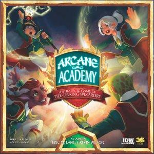 Arcane Academy Kortspill