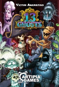 13 Ghosts Kortspill