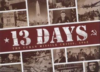 13 Days Kortspill The Cuban Missile Crisis