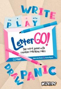 Letter Go Kortspill
