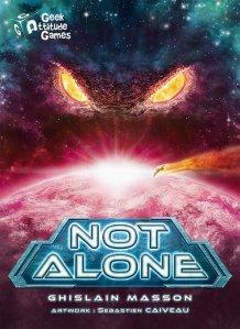 Not Alone Kortspill