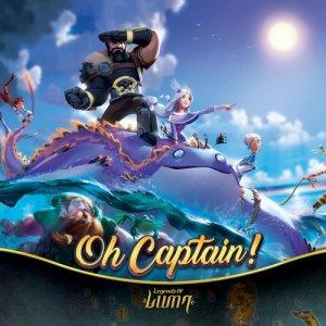 Oh Captain Kortspill