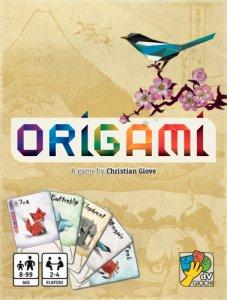Origami Kortspill