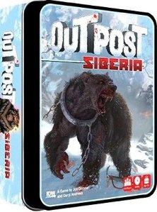 Outpost Siberia Kortspill