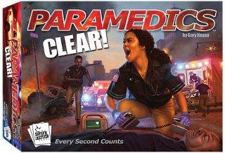 Paramedics Clear Kortspill