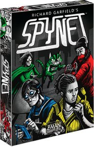 SpyNet Kortspill