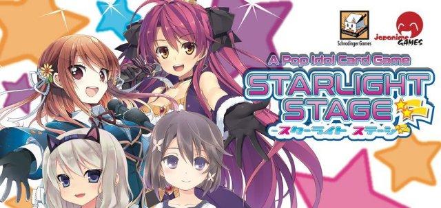 Starlight Stage Kortspill
