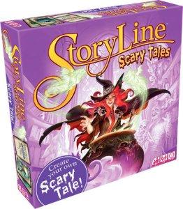 Storyline Scary Tales Kortspill