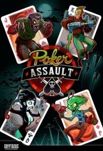 Poker Assault Kortspill