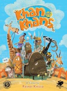 Khan of Khans Kortspill