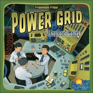 Power Grid The Card Game Kortspill