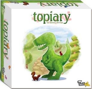 Topiary Kortspill