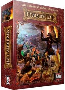 Treasure Lair Kortspill