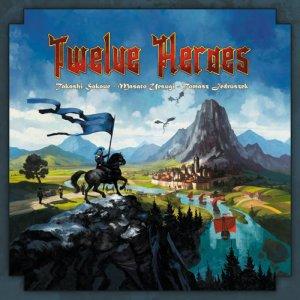 Twelve Heroes Kortspill