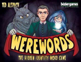 Werewords Kortspill