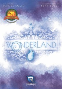 Wonderland Kortspill