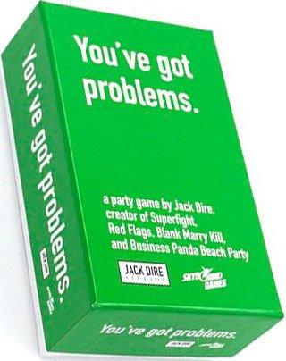 You've Got Problems Kortspill