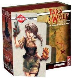 Tara Wolf Kortspill