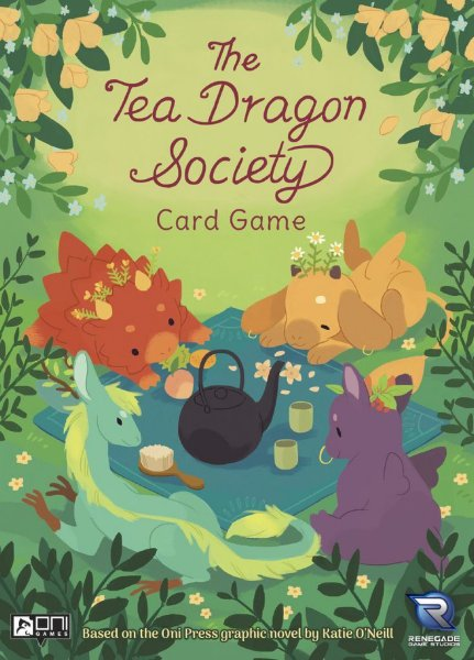 Tea Dragon Society Kortspill