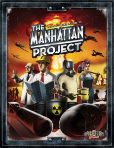 The Manhattan Project Kortspill