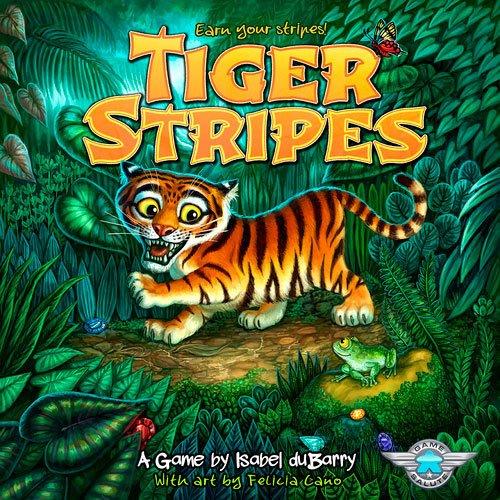 Tiger Stripes Kortspill