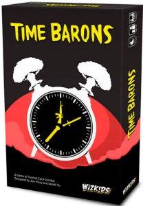 Time Barons Kortspill