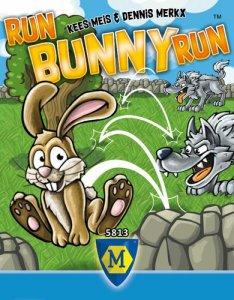 Run Bunny Run Kortspill