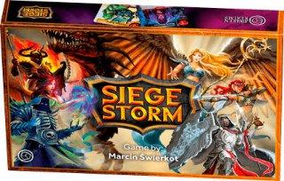 Siege Storm Kortspill