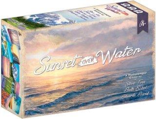 Sunset Over Water Kortspill