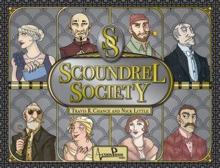 Scoundrel Society Kortspill