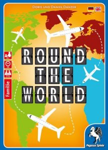 Round The World Kortspill