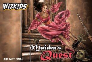 Maidens Quest Kortspill