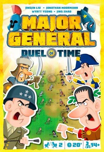 Major General Duel of Time Kortspill
