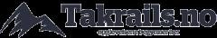 Takrails.no logo