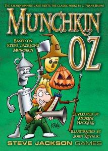 Munchkin Oz Kortspill