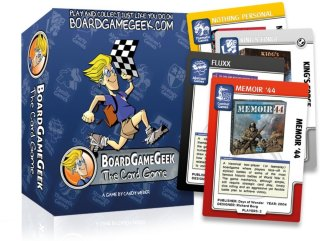 BoardGameGeek the Card Game